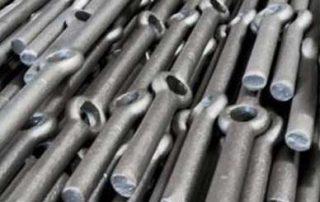 barre forate di Vicini Spa prodotti siderurgici e tubi strutturali Firenze