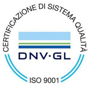 marchio certificazione iso 9001 Vicini spa prodotti siderurgici e tubi strutturali
